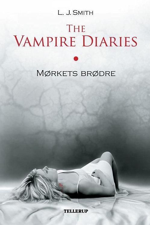 L. J. Smith, The Vampire Diaries #1 Mørkets brødre (Softcover)