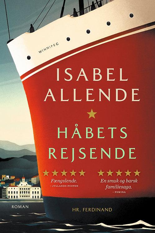 Håbets rejsende, Isabel Allende