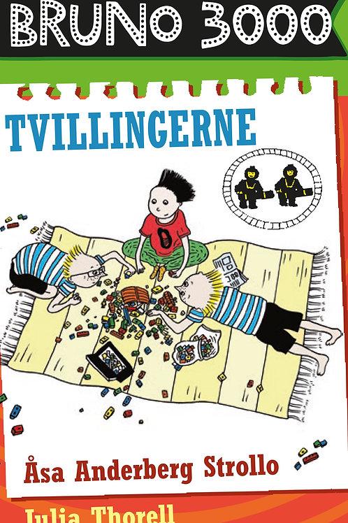 Åsa Anderberg Strollo, Bruno 3000 - Tvillingerne