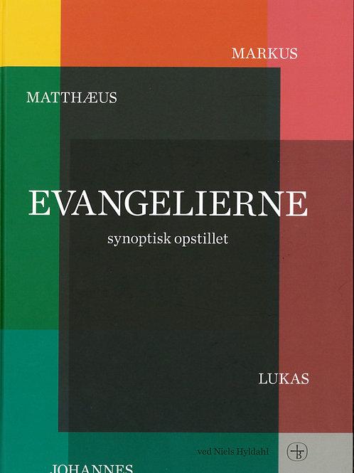 ved Niels Hyldahl, Evangelierne Synoptisk Opstillet