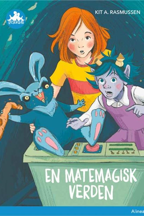 Kit A. Rasmussen, En matemagisk verden, Blå Læseklub