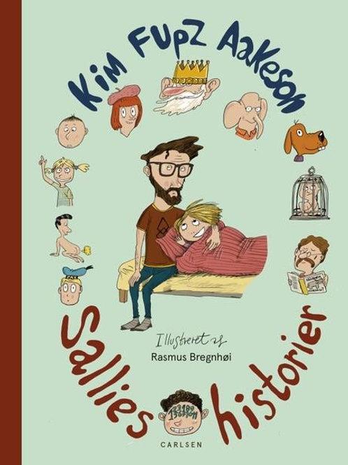 Sallies historier, Kim Fupz Aakeson