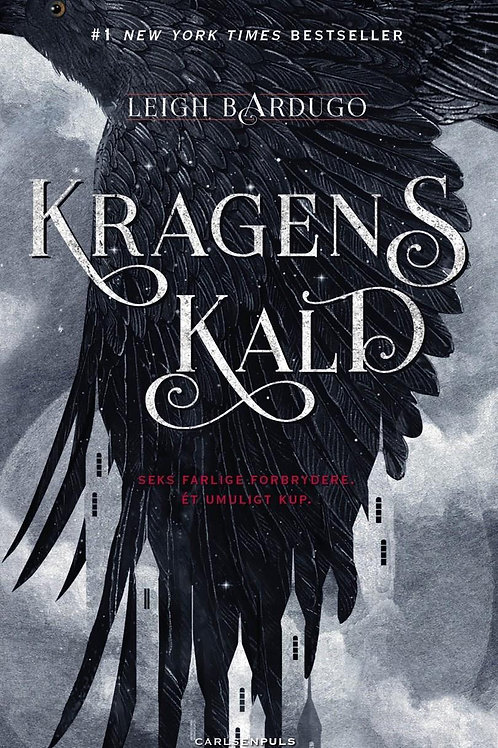 Leigh Bardugo, Six of Crows (1) - Kragens kald