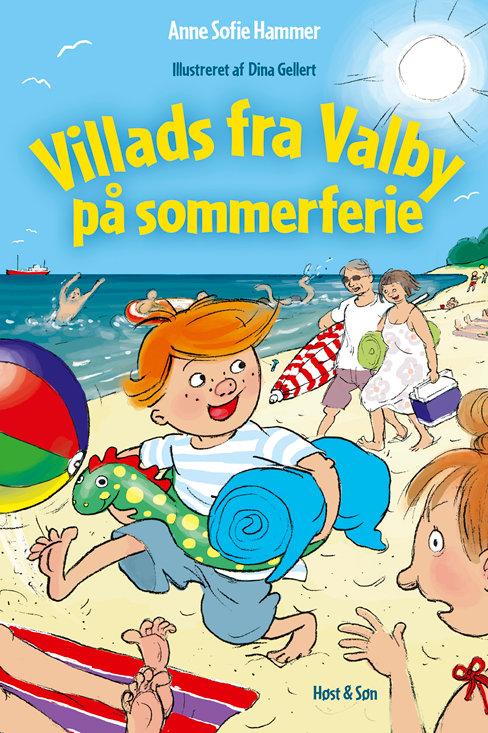 Anne Sofie Hammer, Villads fra Valby på sommerferie