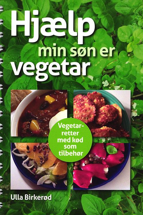 Ulla Birkerød, Hjælp - min søn er vegetar