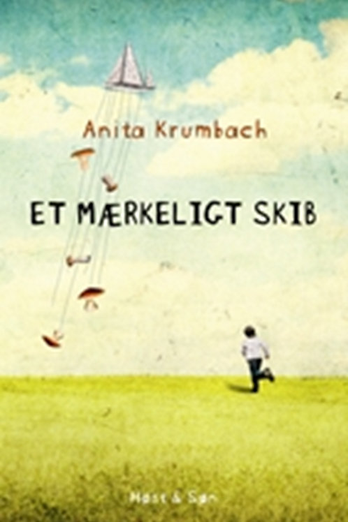 Anita Krumbach, Et mærkeligt skib