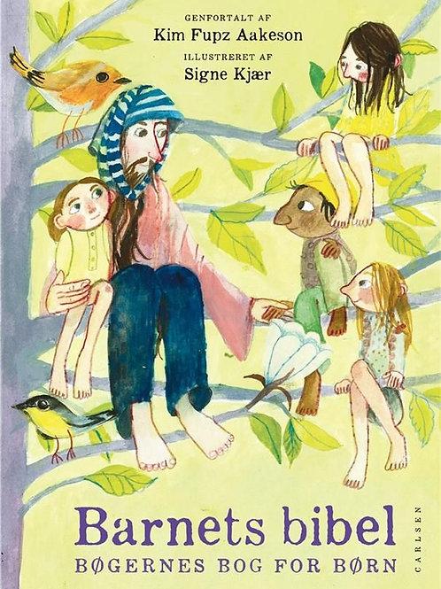 Kim Fupz Aakeson, Barnets bibel - bøgernes bog for børn