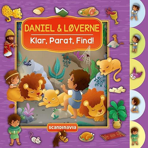 Vanessa Carroll, Klar, Parat, Find - Daniel & løverne
