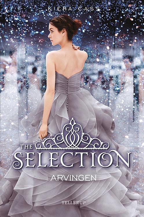 Kiera Cass, The Selection #4: Arvingen