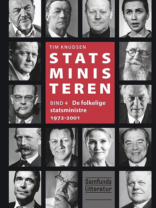 Tim Knudsen, Statsministeren 4