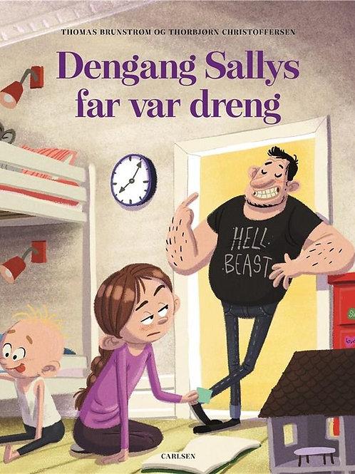 Thomas Brunstrøm, Dengang Sallys far var dreng