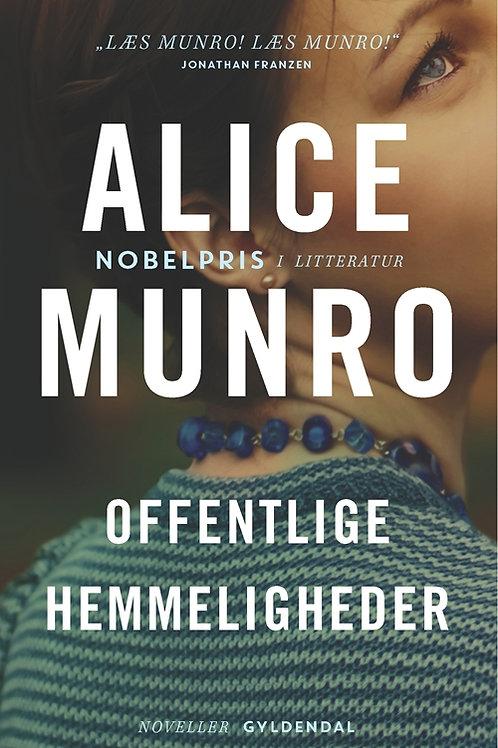 Alice Munro, Offentlige hemmeligheder