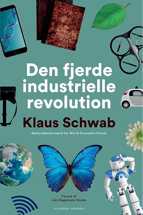 Klaus Schwab, Den fjerde industrielle revolution