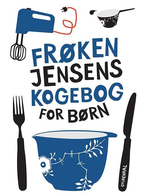 Kristine Marie Jensen, Frøken Jensens kogebog for børn