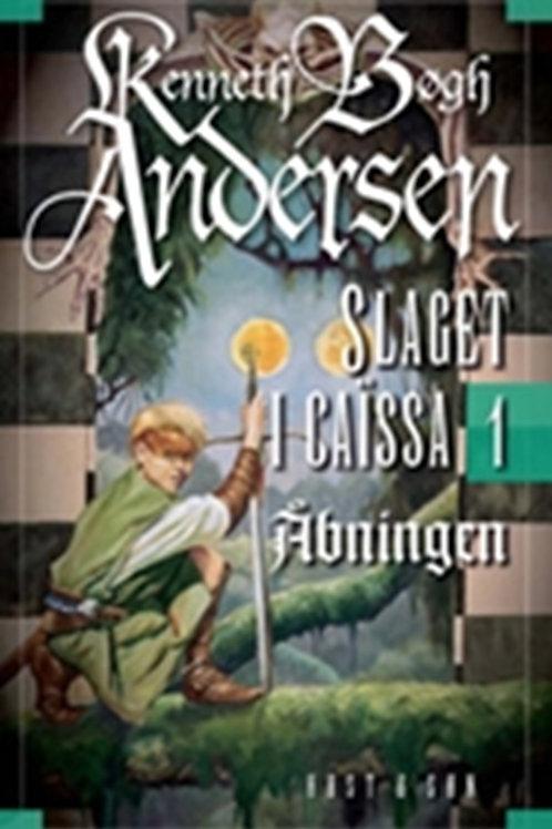 Kenneth Bøgh Andersen, Åbningen