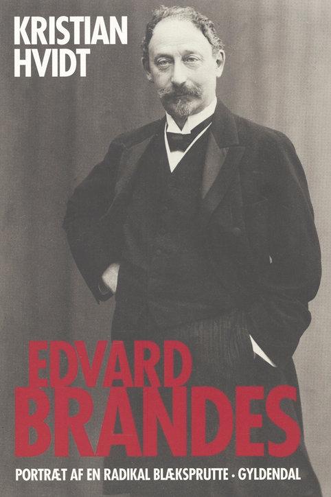 Kristian Hvidt, Edvard Brandes