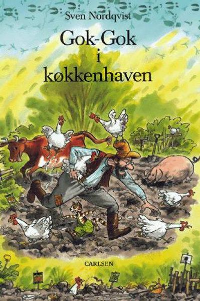 Sven Nordqvist, Gok-Gok i køkkenhaven