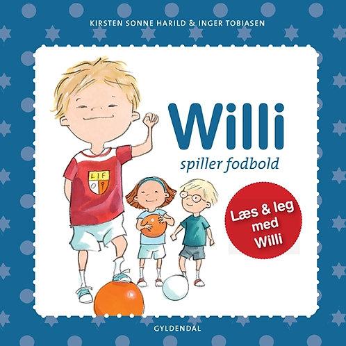 Kirsten Sonne Harild;Inger Tobiasen, Willi spiller fodbold