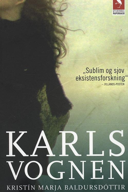 Kristín Marja Baldursdóttir, Karlsvognen