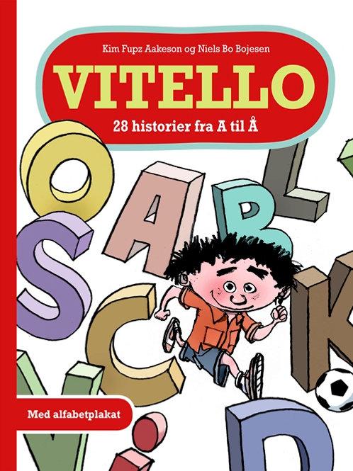 Kim Fupz Aakeson;Niels Bo Bojesen, Vitello. 28 historier fra A til Å