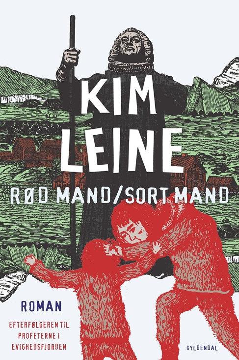 Kim Leine, Rød mand/Sort mand