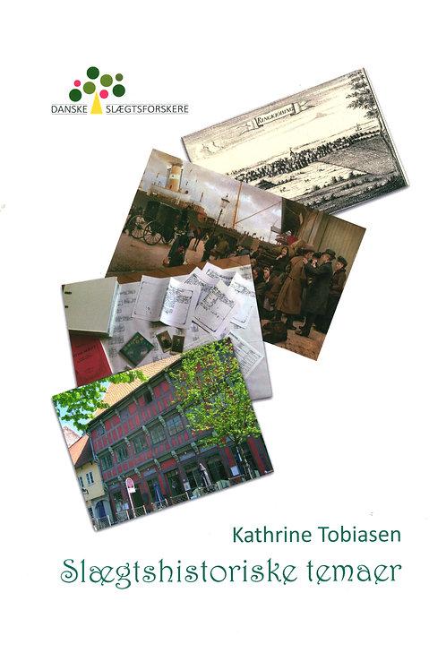 Kathrine Tobiasen, Slægtshistoriske temaer