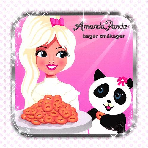 AmandaPanda, AmandaPanda bager småkager