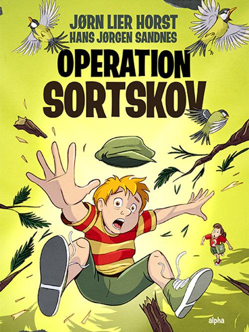 Jørn Lier Horst, Operation Sort Skov