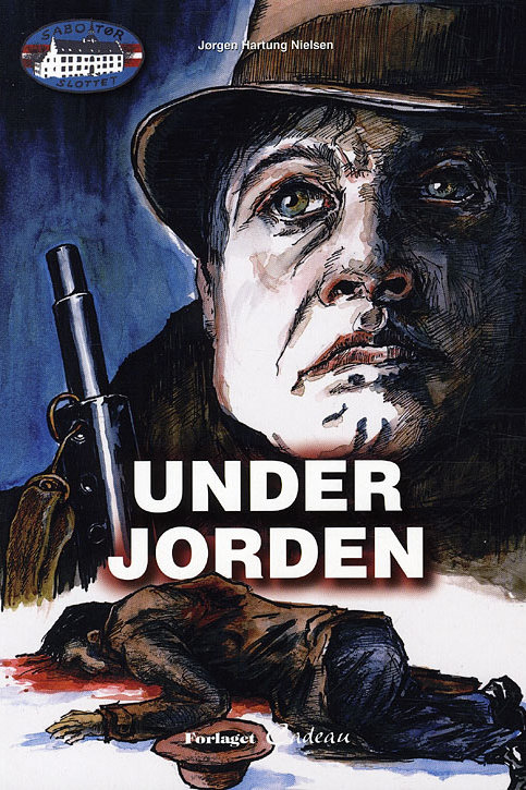 Jørgen Hartung Nielsen, Under jorden