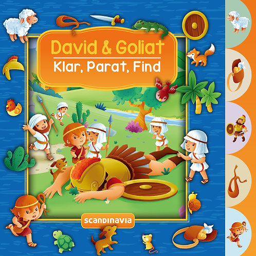 Klar, Parat, Find - David & Goliat