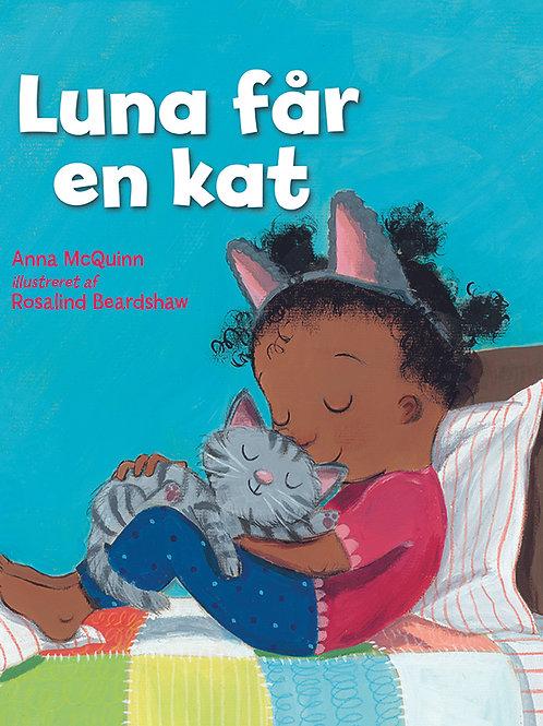 Anna McQuinn, Luna får en kat