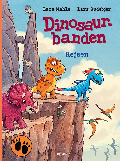 Lars Mæhle, Dinosaurbanden – Rejsen