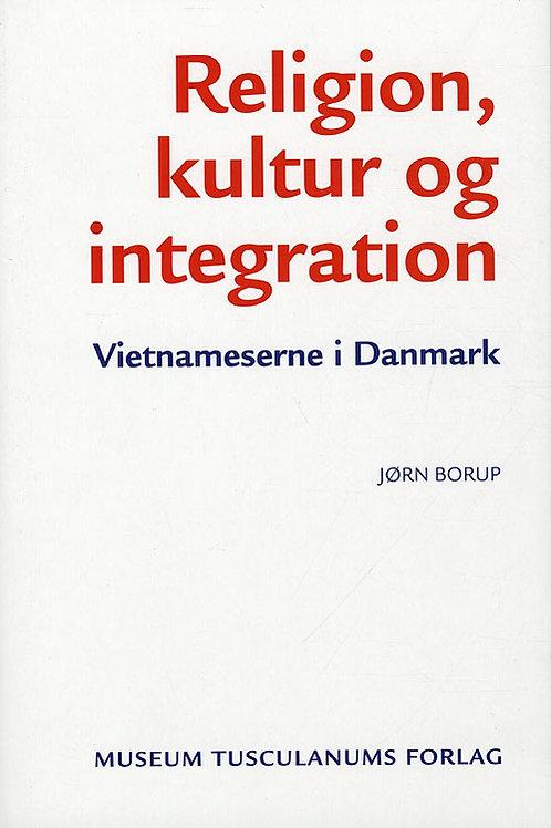 Jørn Borup, Religion, kultur og integration