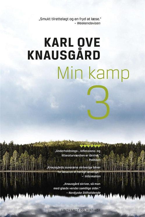 Karl Ove Knausgård, Min kamp 3