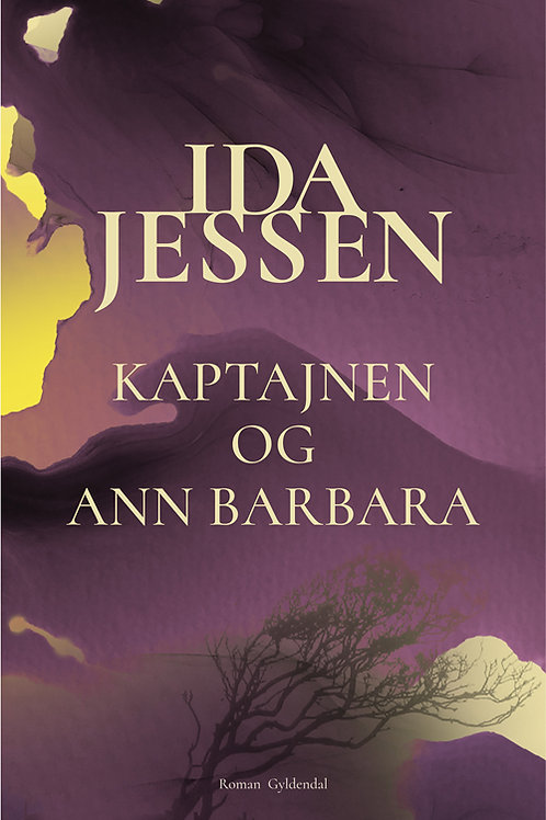 Kaptajnen og Ann Barbara, Ida Jessen