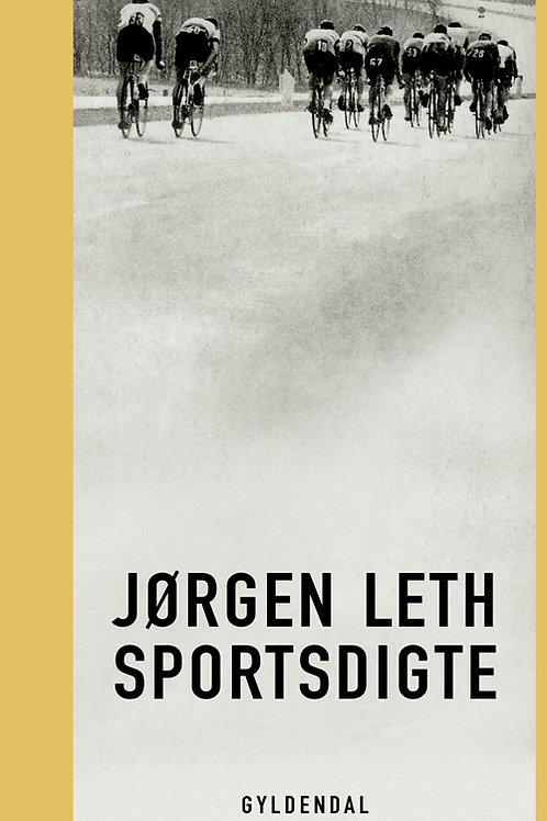 Jørgen Leth, Sportsdigte