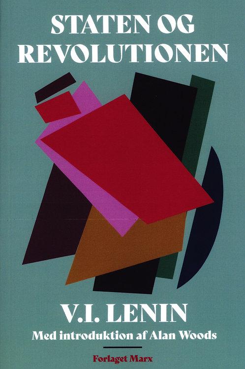 V.I. Lenin, Alan Woods, Staten og Revolutionen