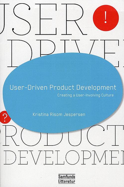 Kristina Risom Jespersen, User driven product development