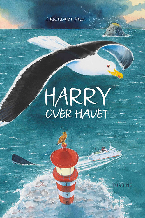 Lennart Eng, Harry over havet