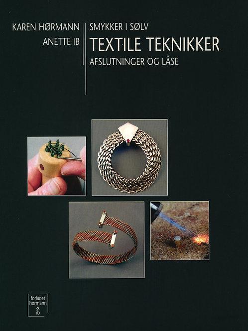 Karen Hørmann og Anette Ib, Smykker i sølv textile teknikker