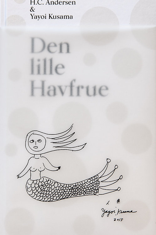 Yayoi Kusama og H.C. Andersen, Den lille Havfrue