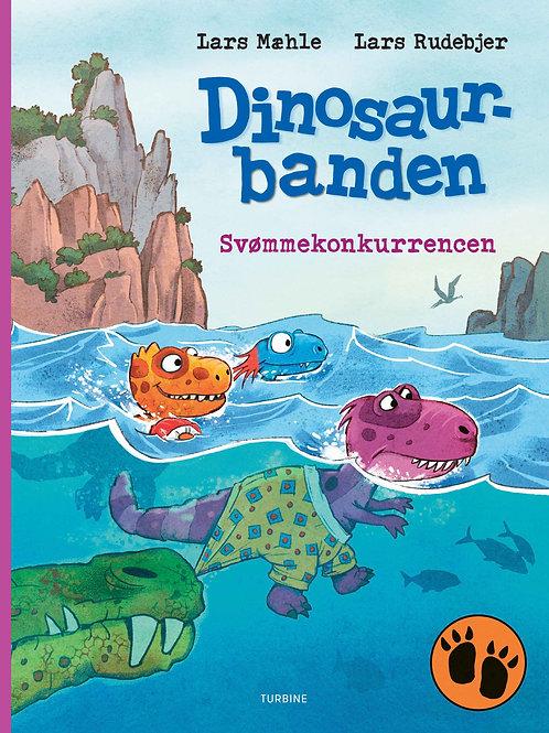 Lars Mæhle, Dinosaurbanden – Svømmekonkurrencen