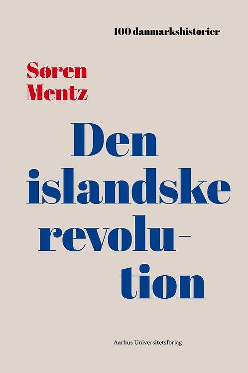 Søren Mentz, Den islandske revolution