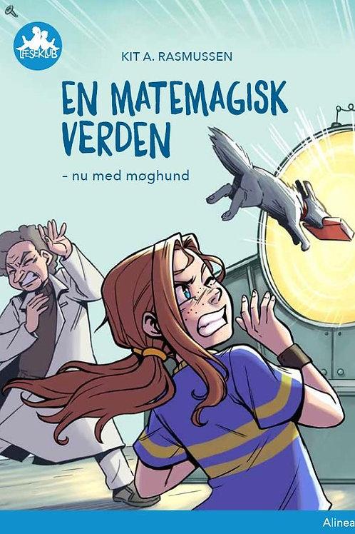 Kit A. Rasmussen, En matemagisk verden - nu med møghund, Blå Læseklub