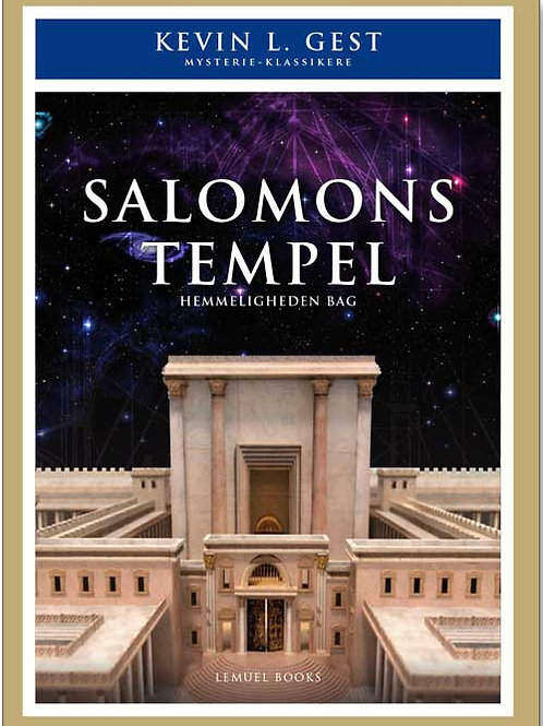 Kevin L. Gest, Salomons Tempel