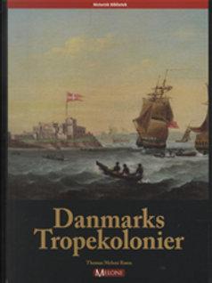 Thomas Meloni Rønn, Danmarks Tropekolonier