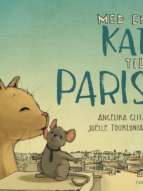 Angelika Glitz, Med en kat til Paris