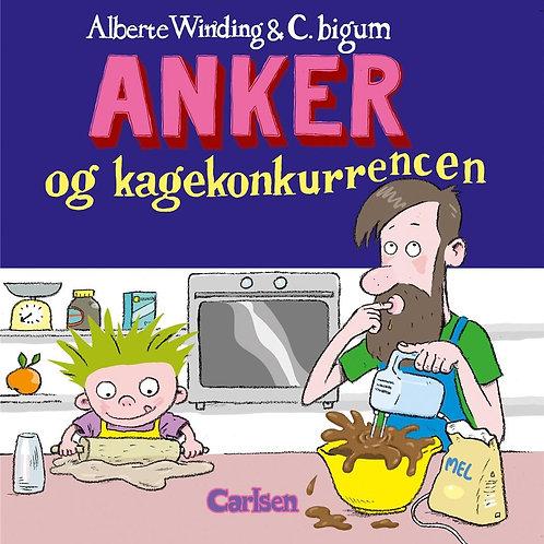 Alberte Winding, Anker (5) - Anker og kagekonkurrencen