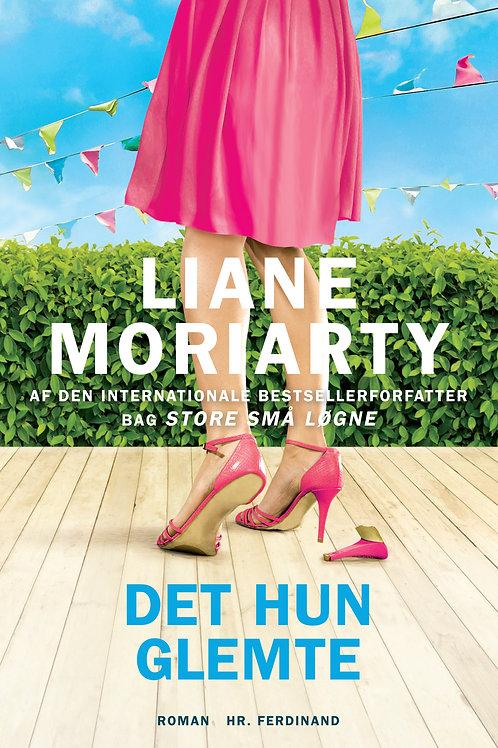 Liane Moriarty, Det hun glemte