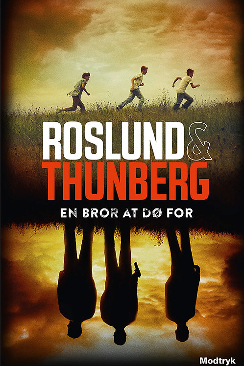 Anders Roslund & Stefan Thunberg, En bror at dø for